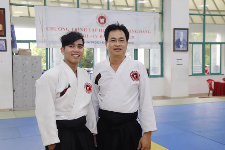 Photos from Aikido Quận 8's post