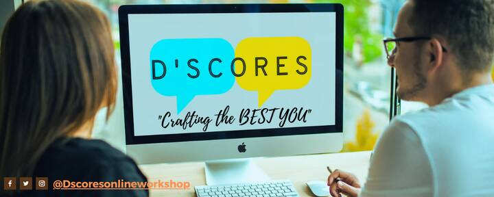 D'scores Online Workshop updated their business hours.