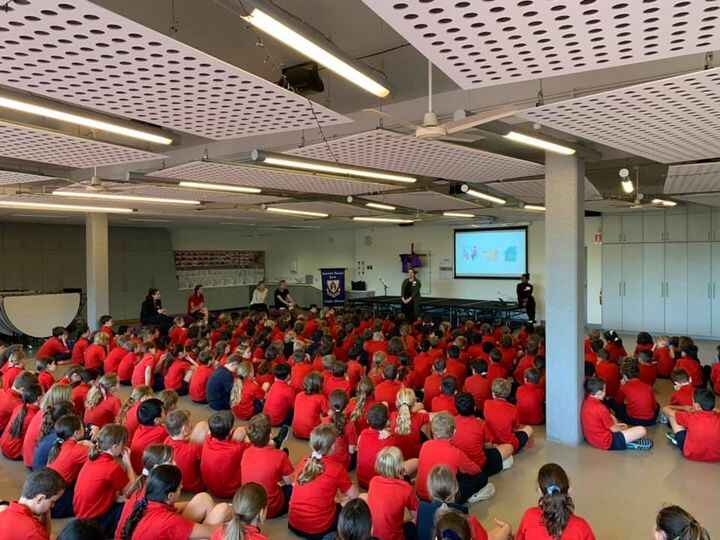 Photos from Sacred Heart Primary School Kew's post