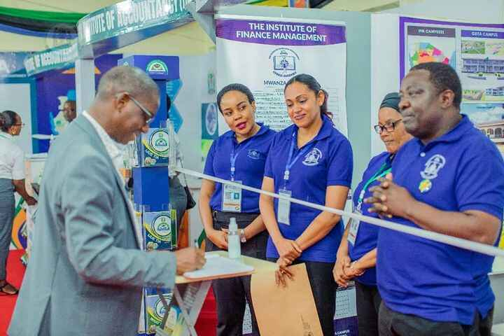 Photos from The Institute of Finance Management's post