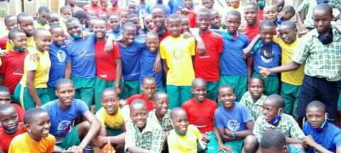 Photos from Step Up Primary School Masaka's post