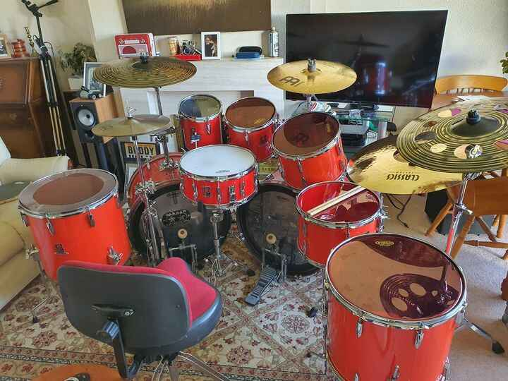 Photos from Jeff drums's post