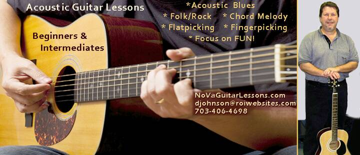 Northern VA Guitar Lessons updated their business hours.