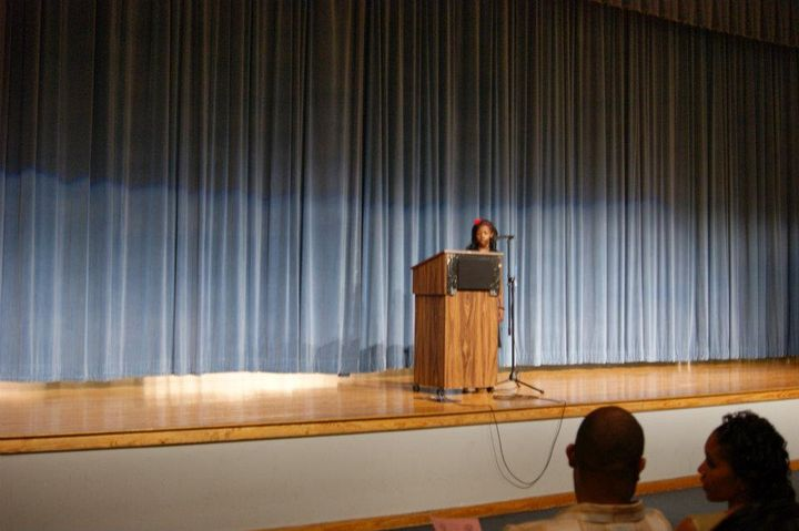 Third Nine Weeks Honors Assembly