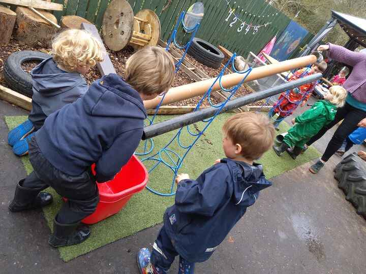 Photos from ABC Nursery, Above and Beyond Childcare's post