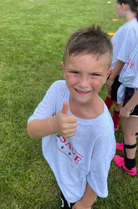 Photos from Score and Save Soccer Camps's post